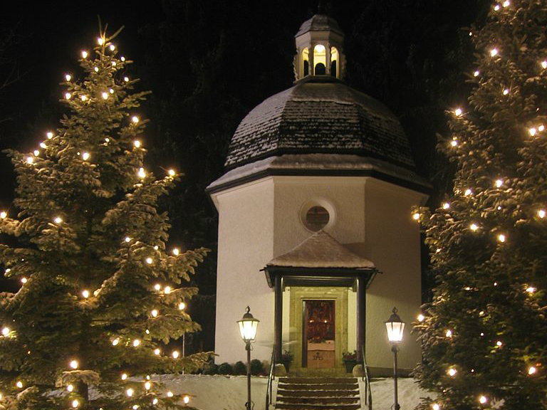 Photo: Silent Night chapel