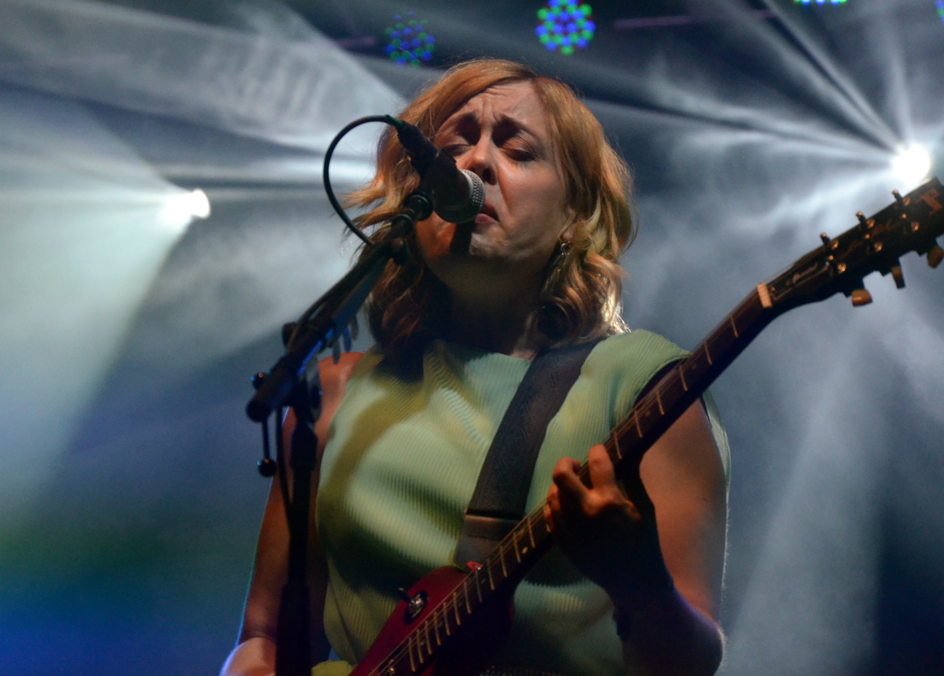 Photo: Sleater-Kinney At Riot Fest 1