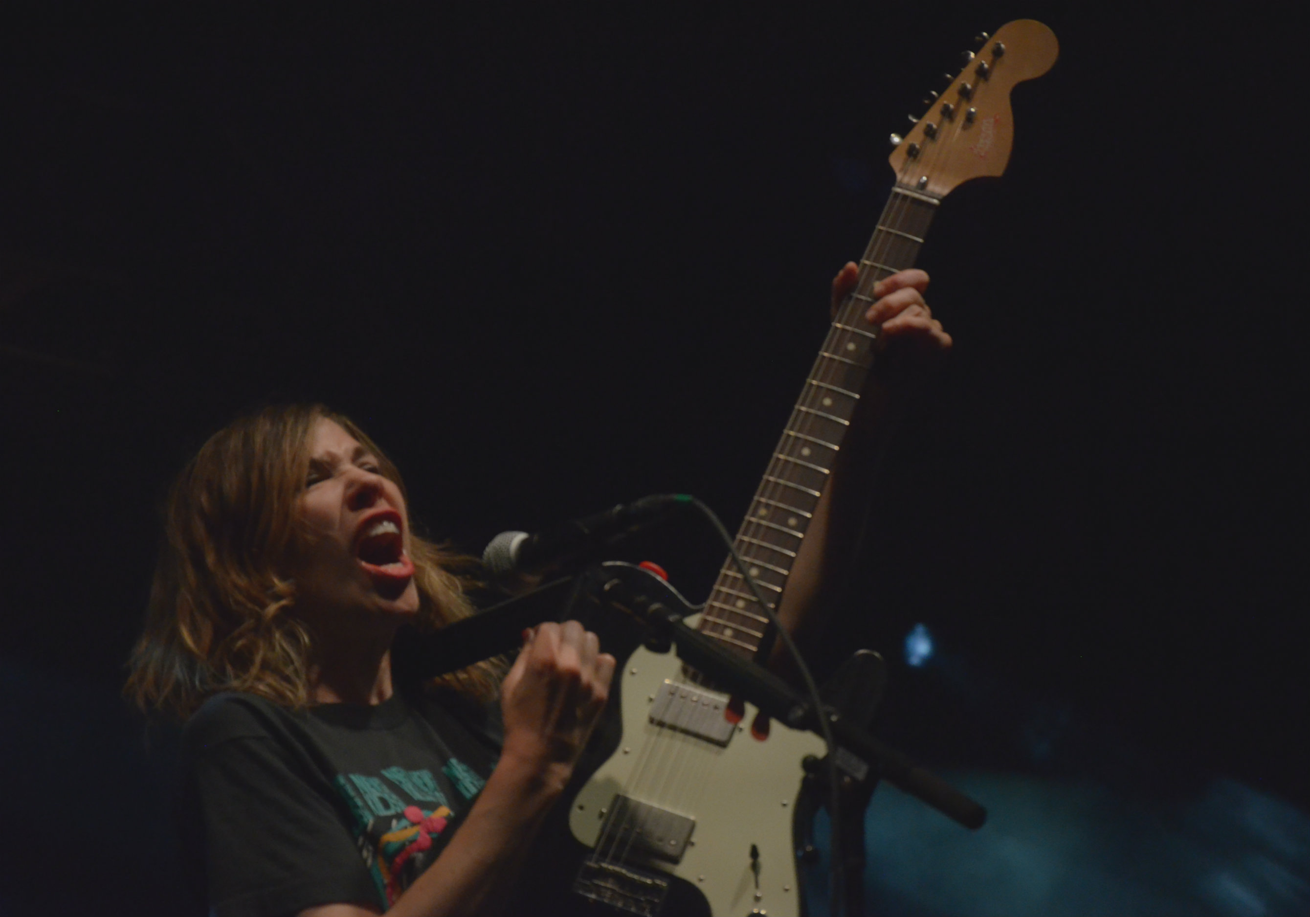 Photo: sleater-Kinney At Riot Fest 2