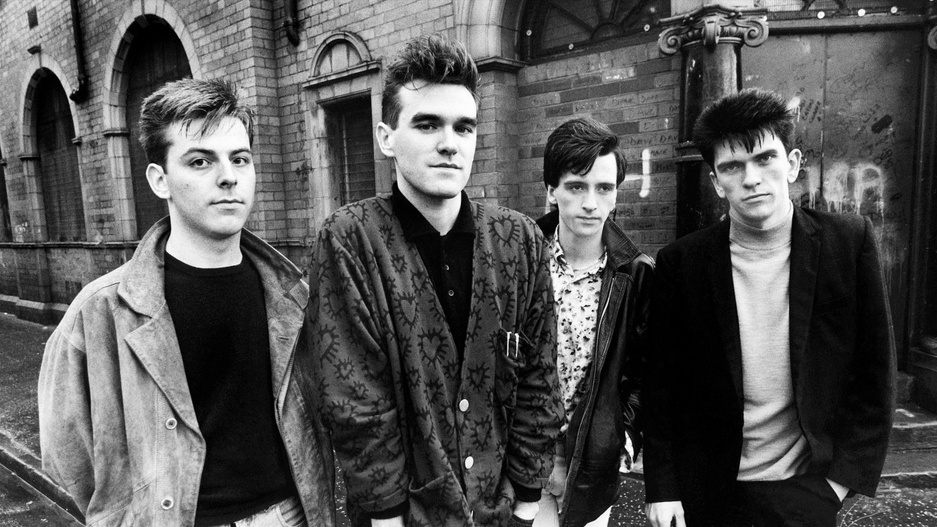 photo: The Smiths press