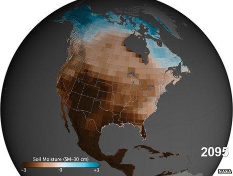 Image: Soil moisture