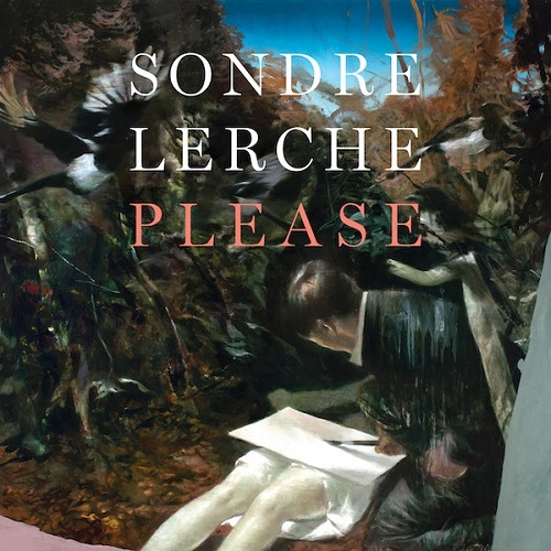 photo: Sondre Lerche album cover Please