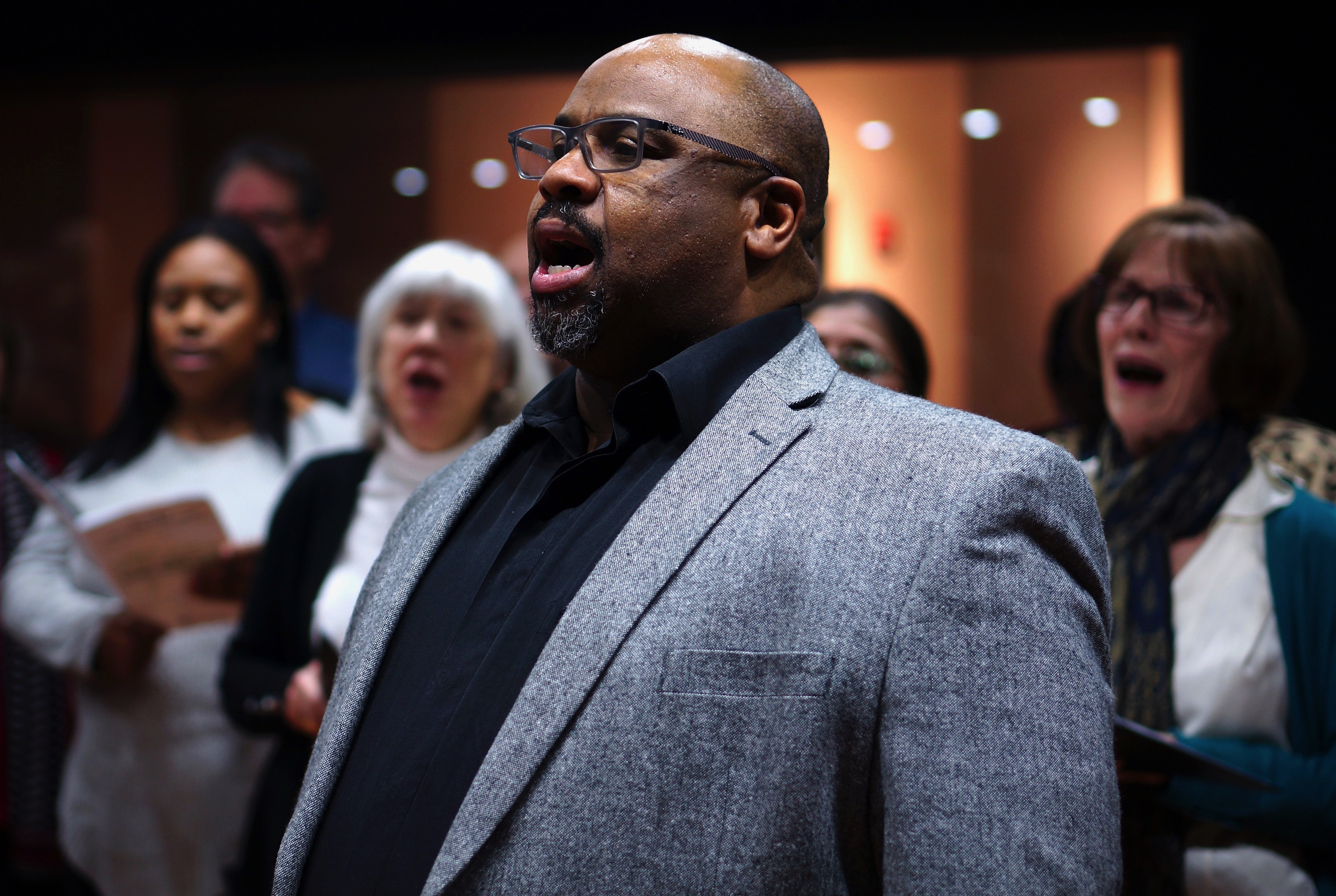 Photo: Spirituals Project 3 |A. Todd Jefferson (Wolf)
