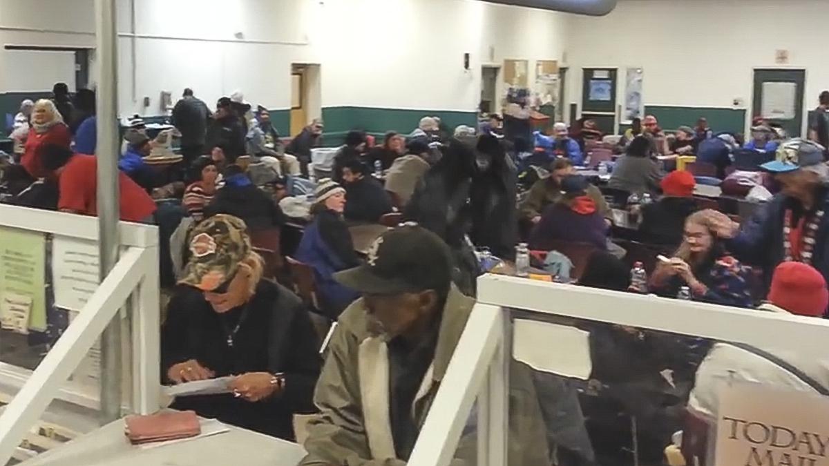 Photo: St. Francis Center Homeless