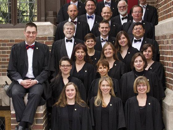 Photo: St. Martin's Chamber Choir, 2013-14 photo