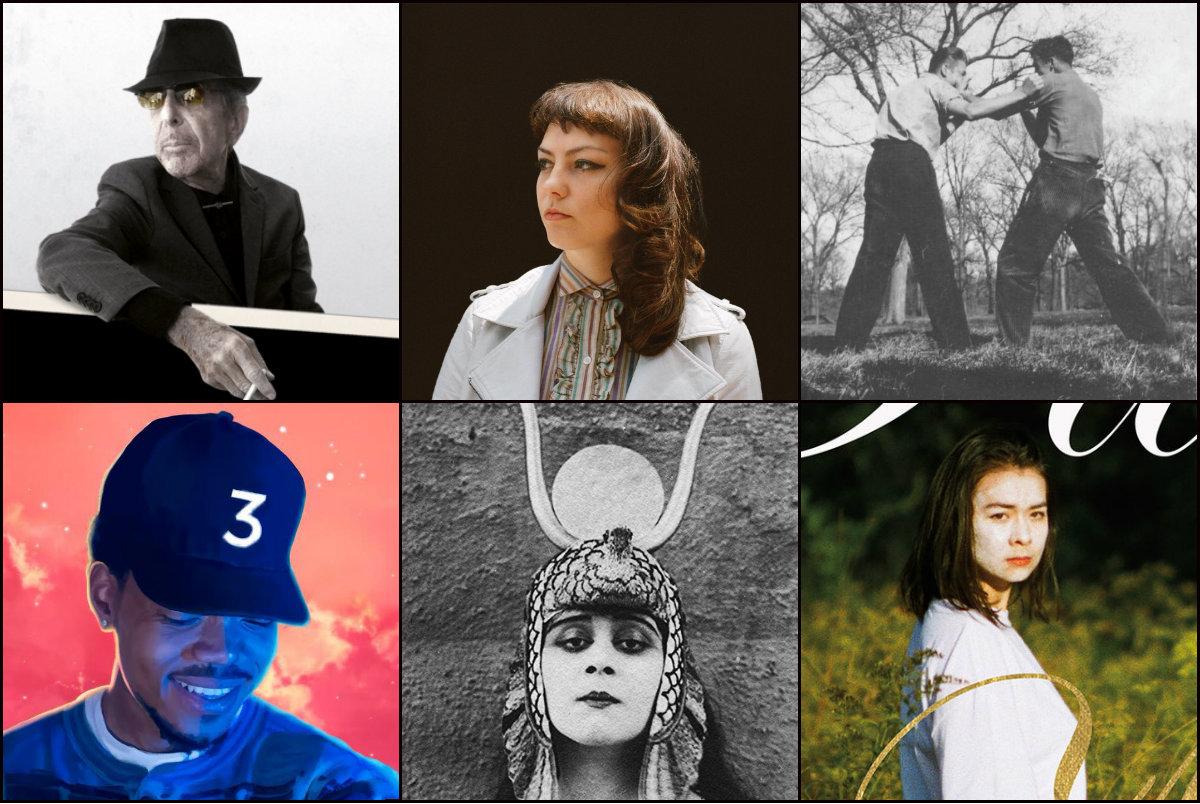 Photo: 2016 OpenAir Staff Picks collage