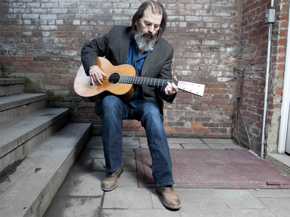 Steve Earle at OpenAir