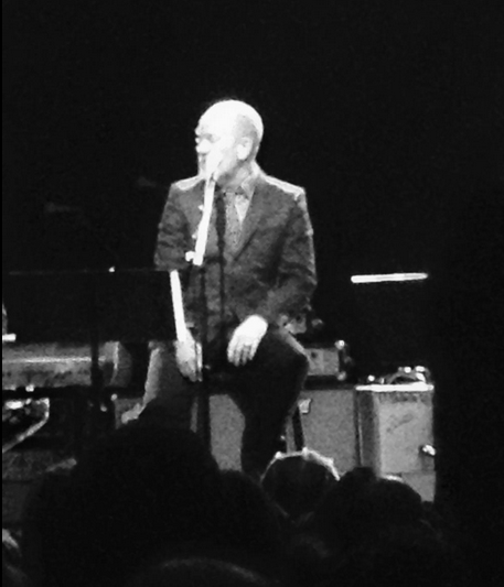 Photo: Michael Stipe at Webster Hall