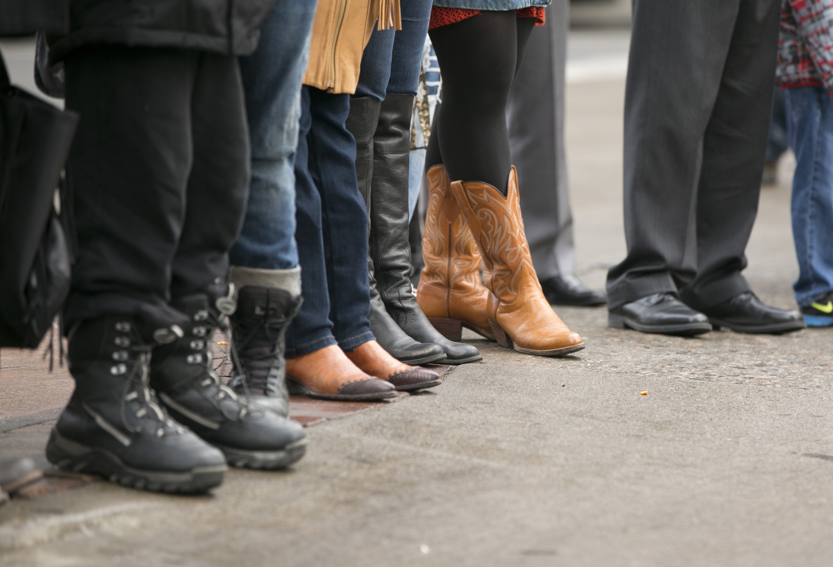 Photo: Stock show parade 6 | Footwear