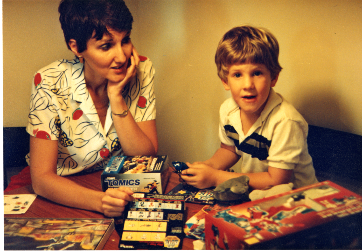 Sue and Dylan Klebold
