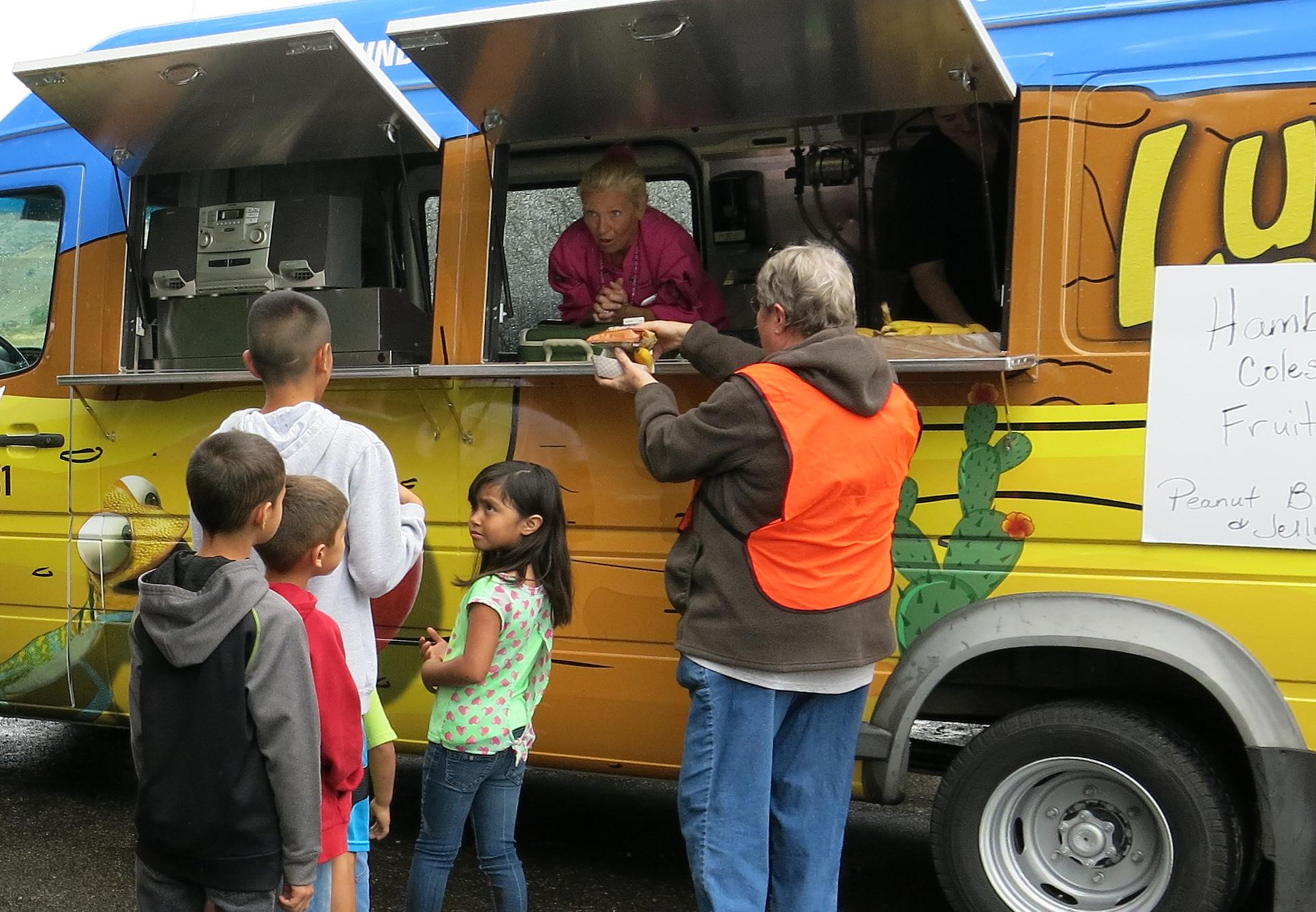 Lizard Lunch food truck summer hunger (STAFF)