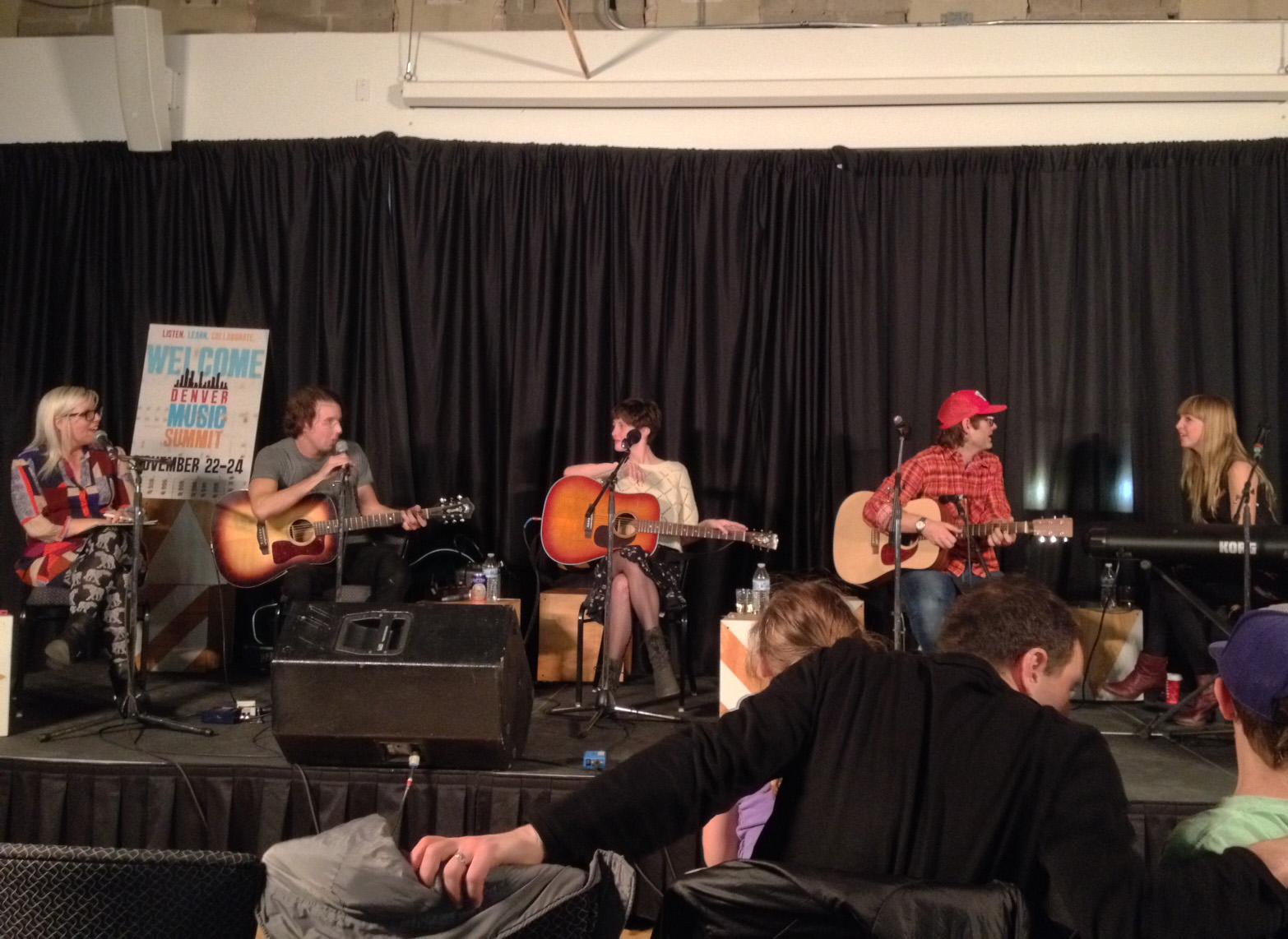 Recap: The 2013 Denver Music Summit