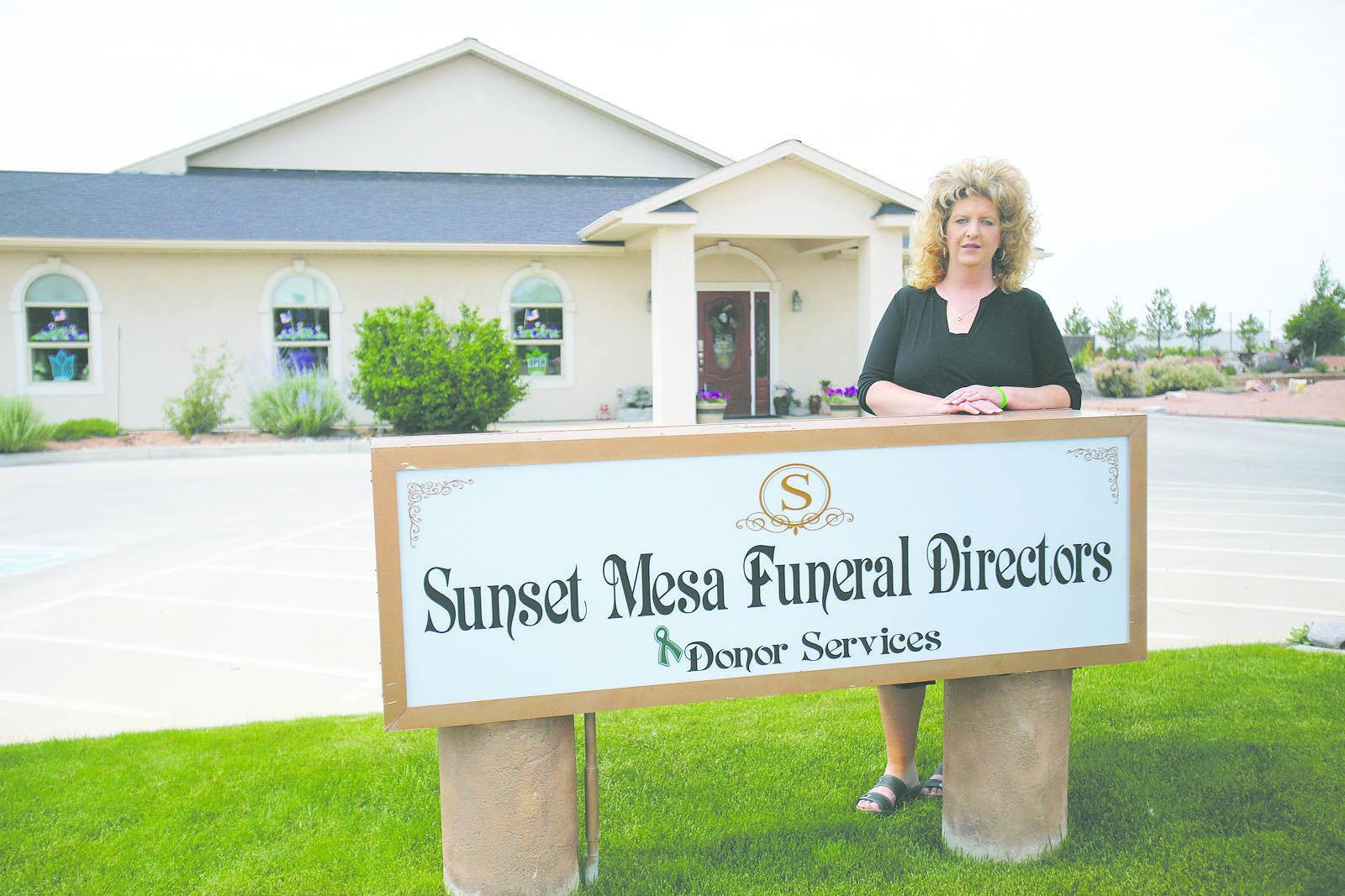Photo: Montrose Funeral Home Scandal | Megan Hess