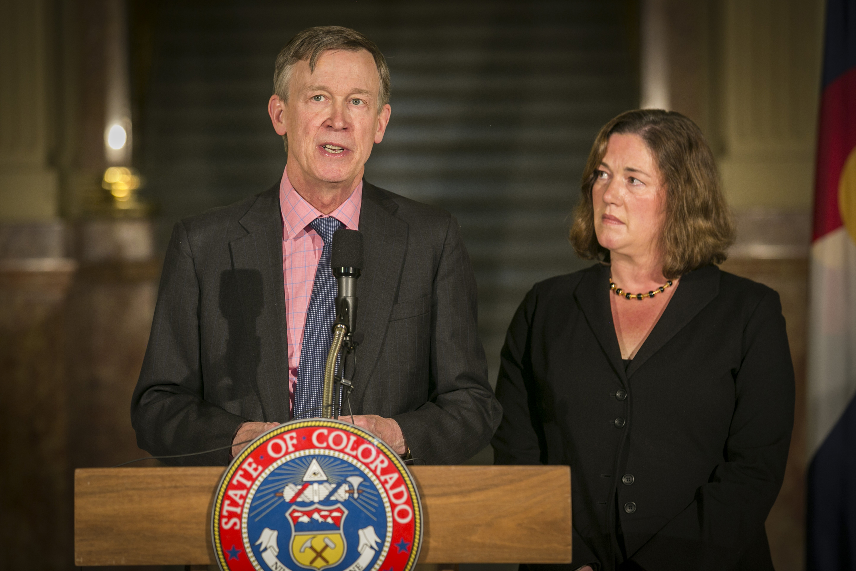Photo: Melissa Hart, John Hickenlooper 1 (NM)