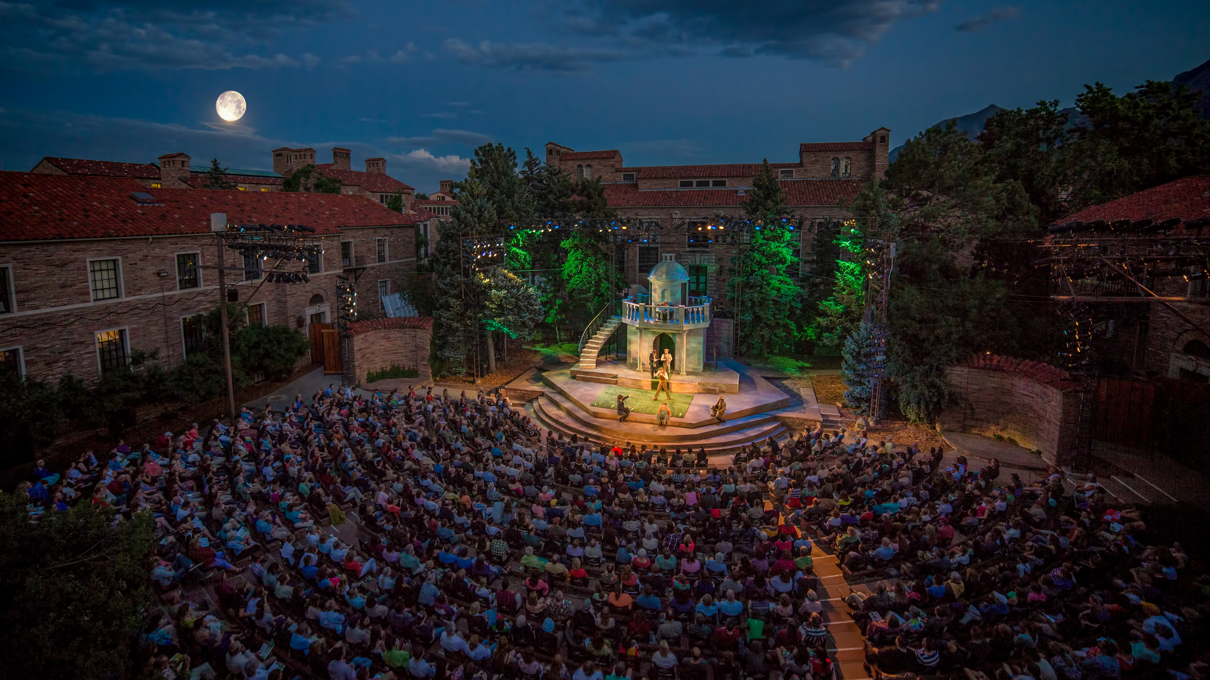 Photo: Mary Rippon Outdoor Theatre