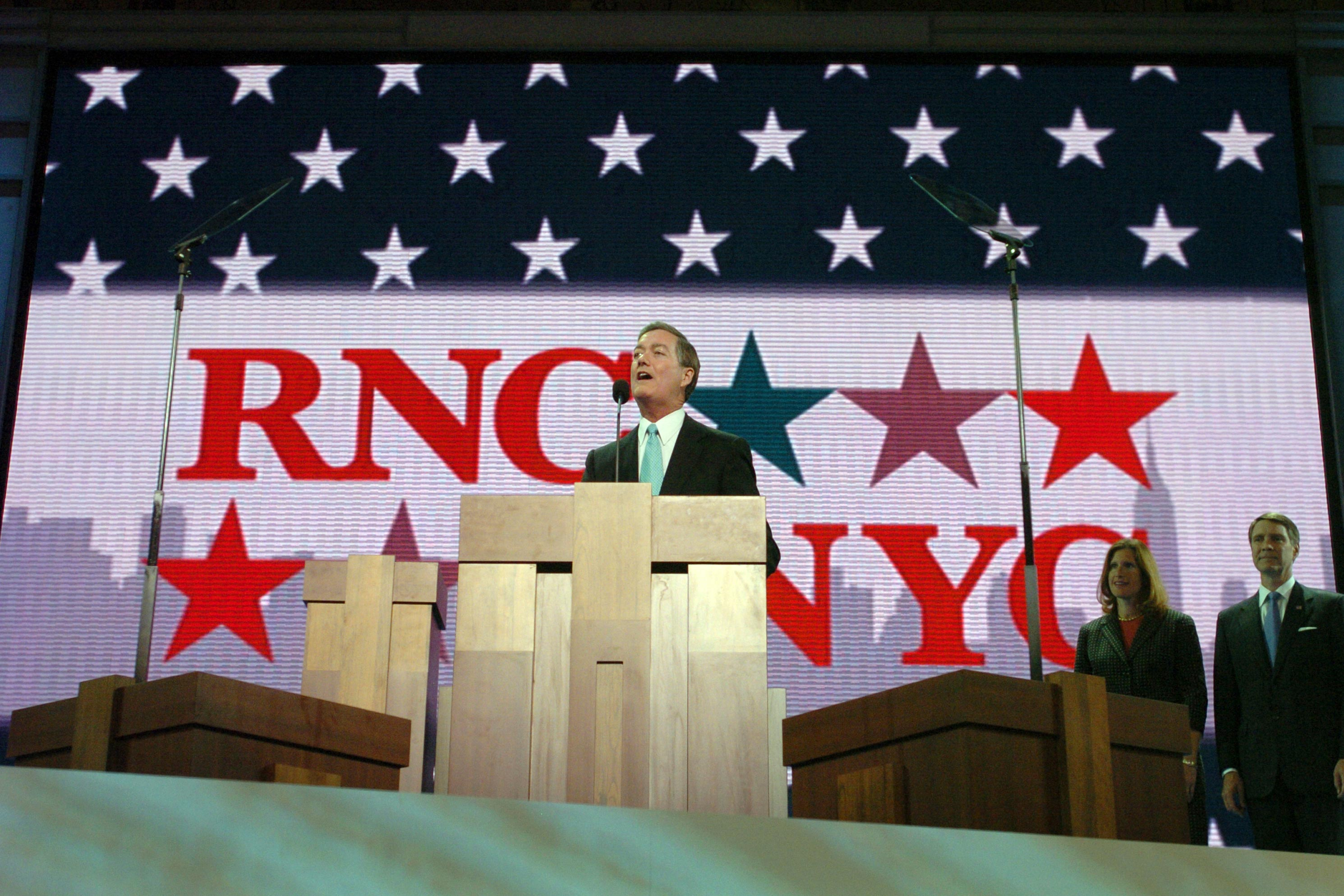 Photo: Taxman Chapter 2, Pic 2 | Gov Bill Owens At RNC 2004 - Archive