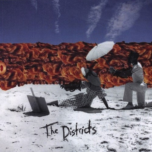 photo: The Districts EP cover