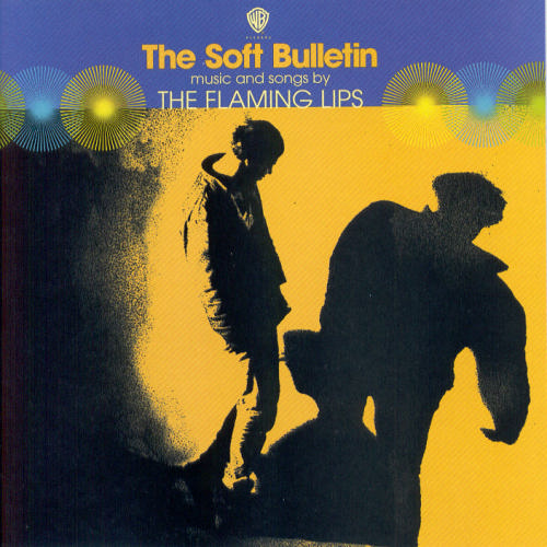Photo: The Flaming Lips 'Soft Bulletin' album cover
