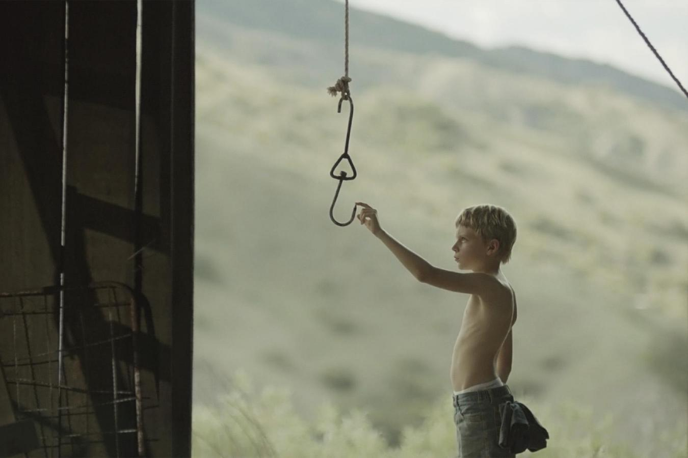 Photo: 'The Boy' movie still 2015
