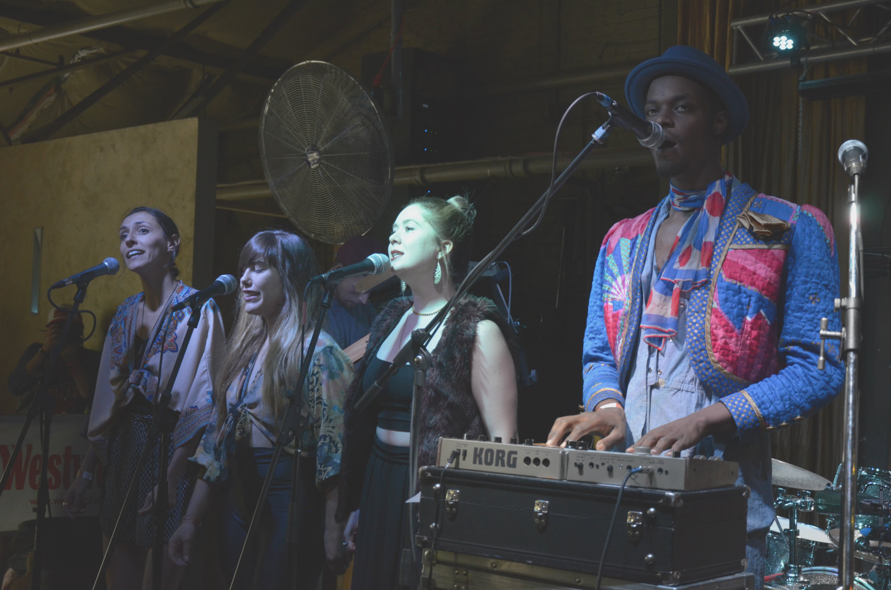 Photo: The Other Black at Westword Music Showcase 2017