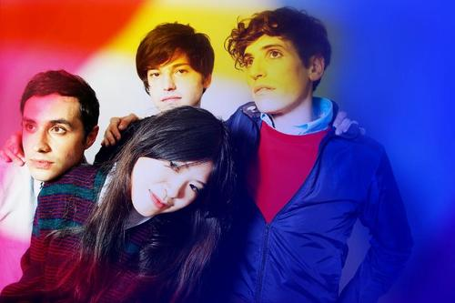 photo: The Pains of Being Pure at Heart press