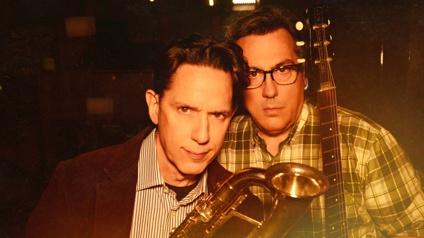 PHoto: They Might Be Giants press photo