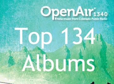 Top 134 Albums