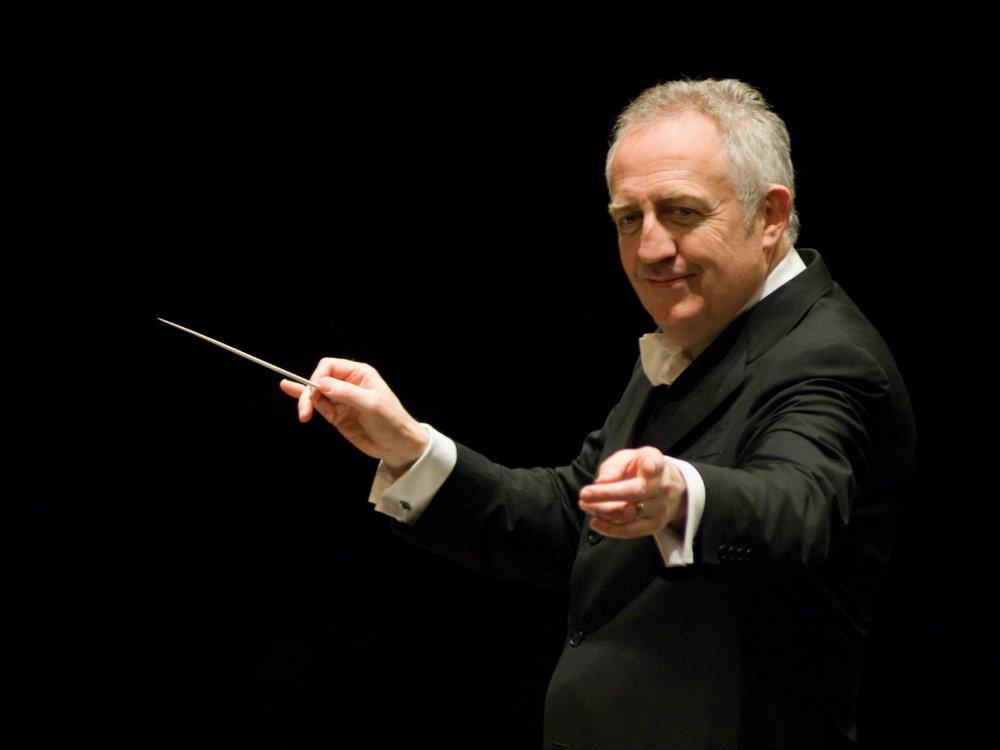 Photo: Bramwell Tovey, conductor