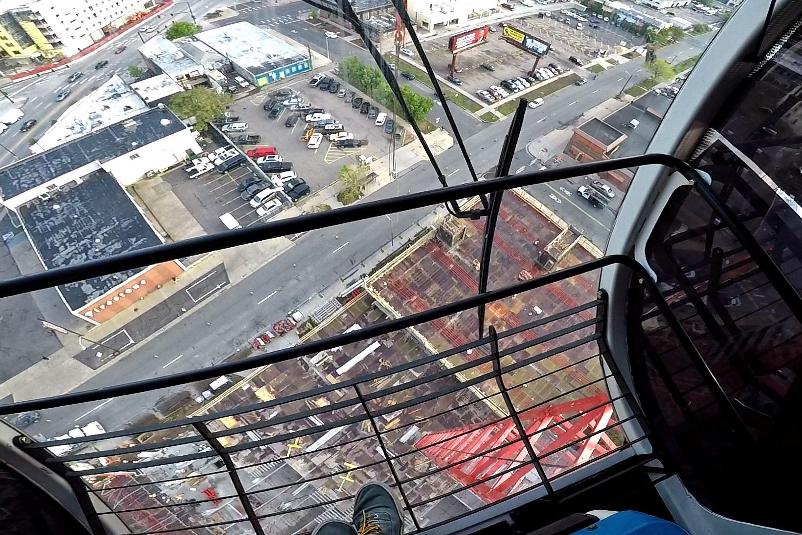Photo: Crane Story In The Crane