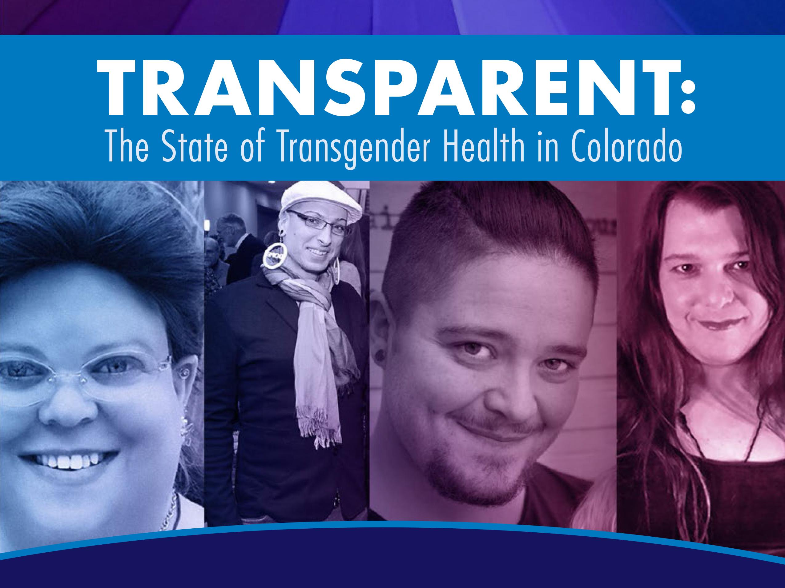 Photo: Transgender report
