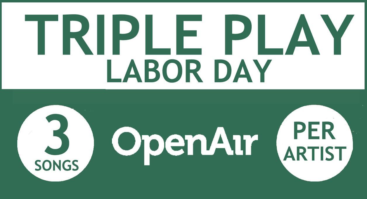 photo: Triple Play Labor Day