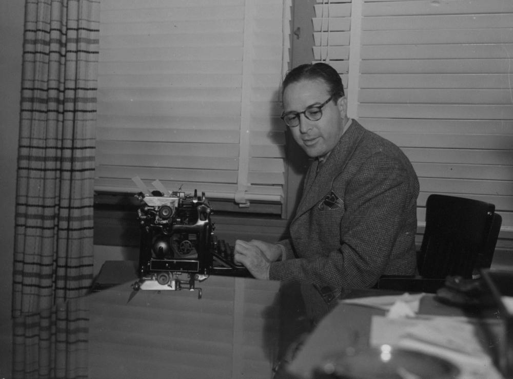 Photo: Dalton Trumbo Typewriter