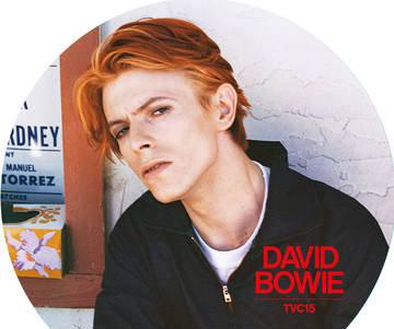 Photo: David Bowie