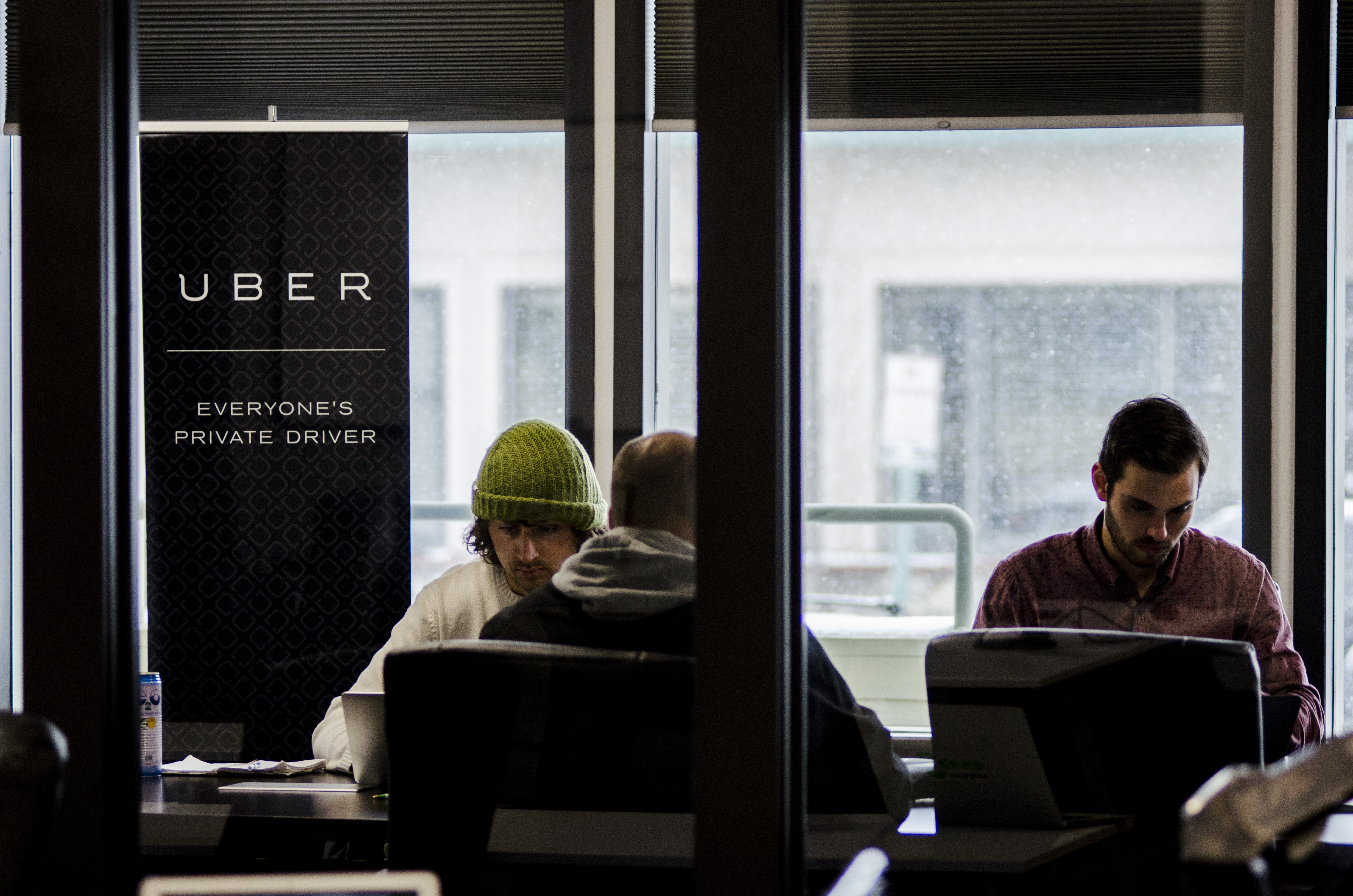 Photo: Uber event in Frisco