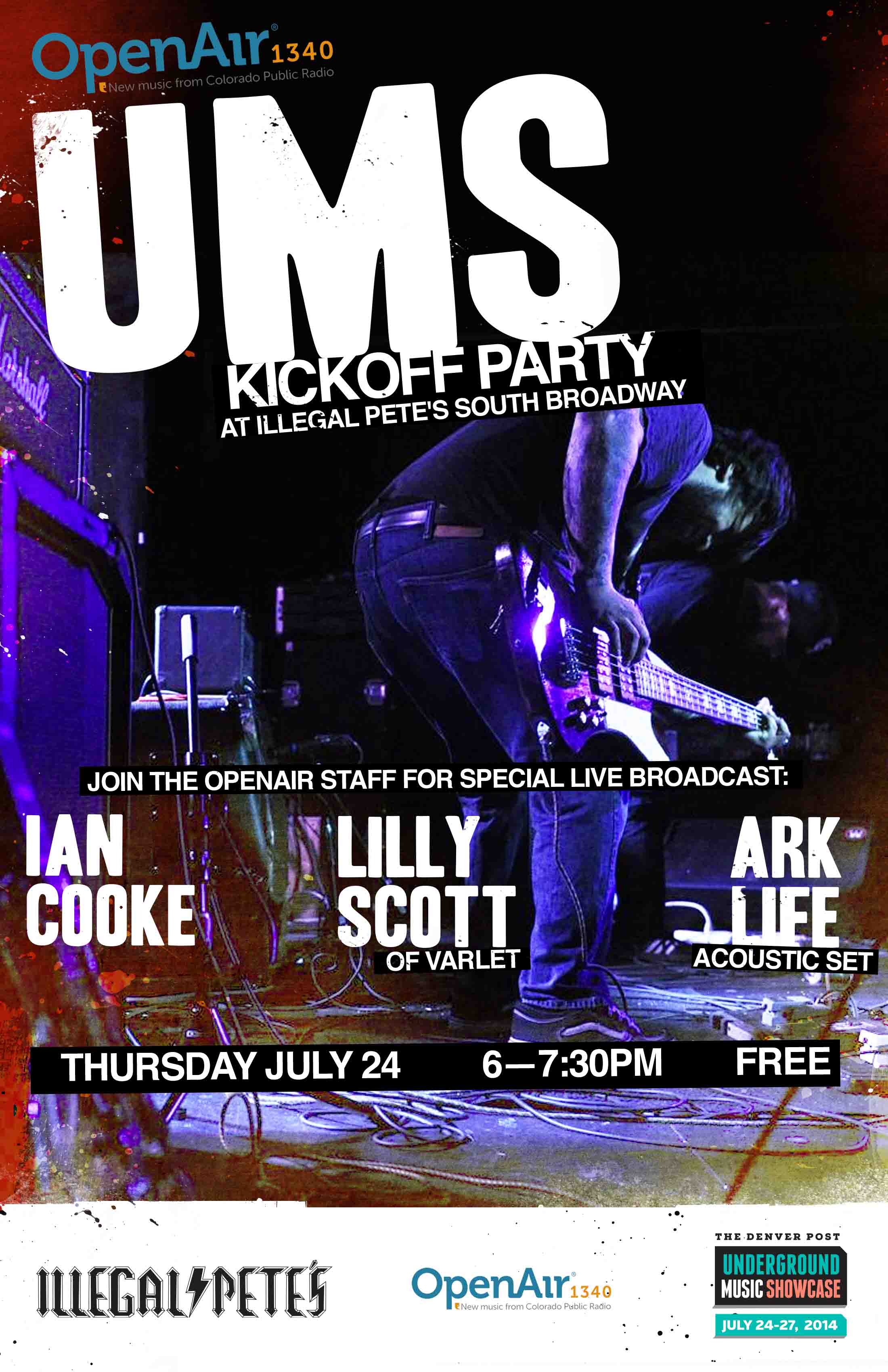 photo: UMS 2014 Kickoff Party poster full