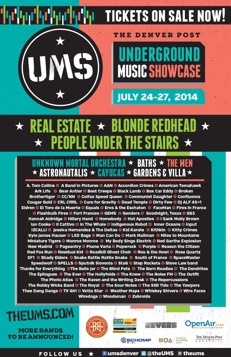 photo: UMS 2014 2nd announce poster