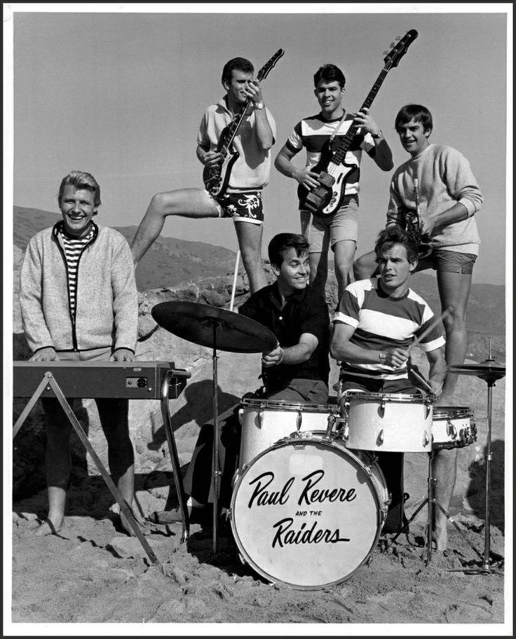 photo: Paul Revere & the Raiders
