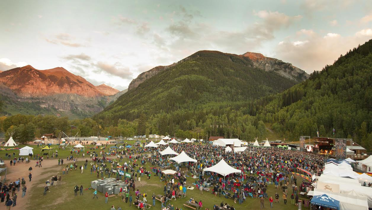 Photo: Telluride Blues & Brews Festival