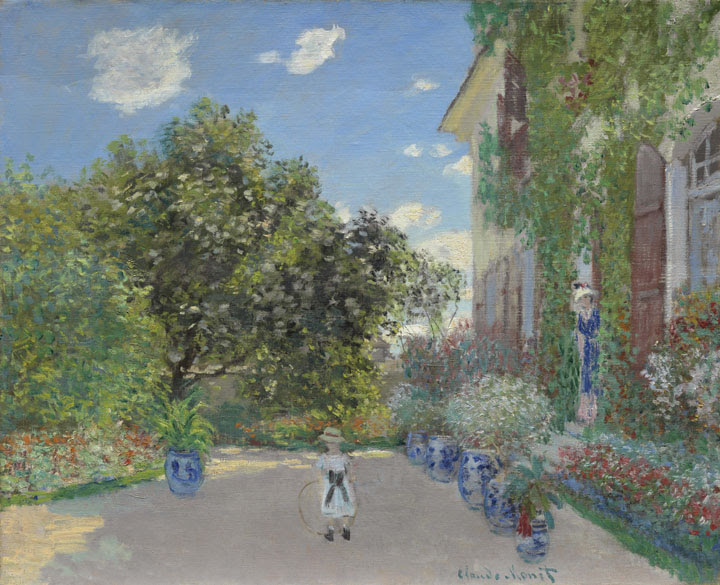 Photo: Monet exhibit at Denver Art Museum | Denver Art Museum