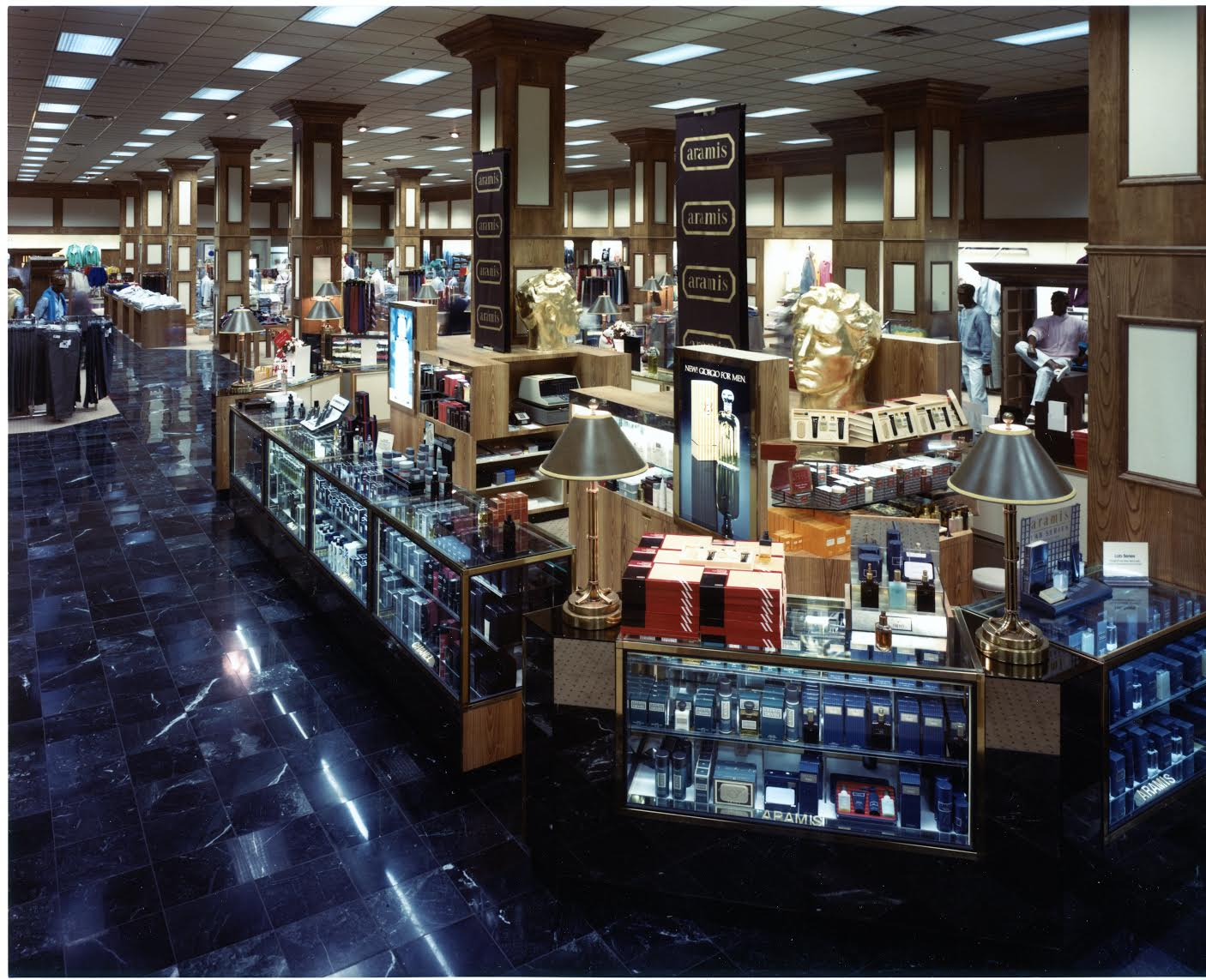 Photo: Denver Dry Goods Remodel 1980s