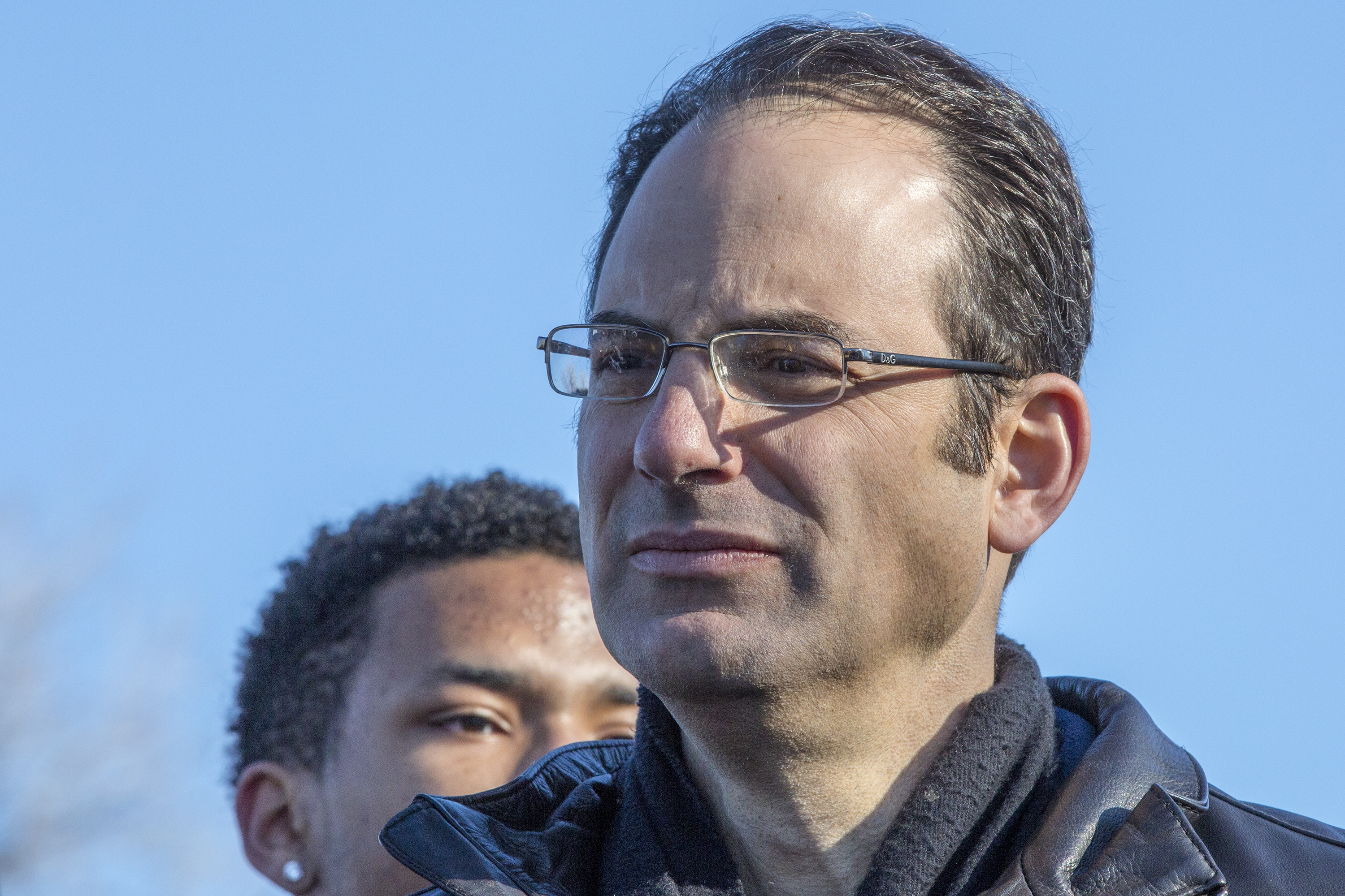 Photo: Phil Weiser MLK Day 2019 HV