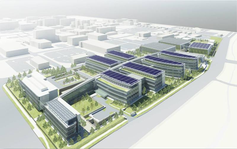Image: VA hospital in Aurora