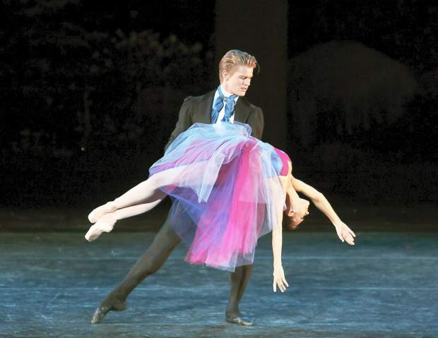 Photo: Vail International Dance Festival