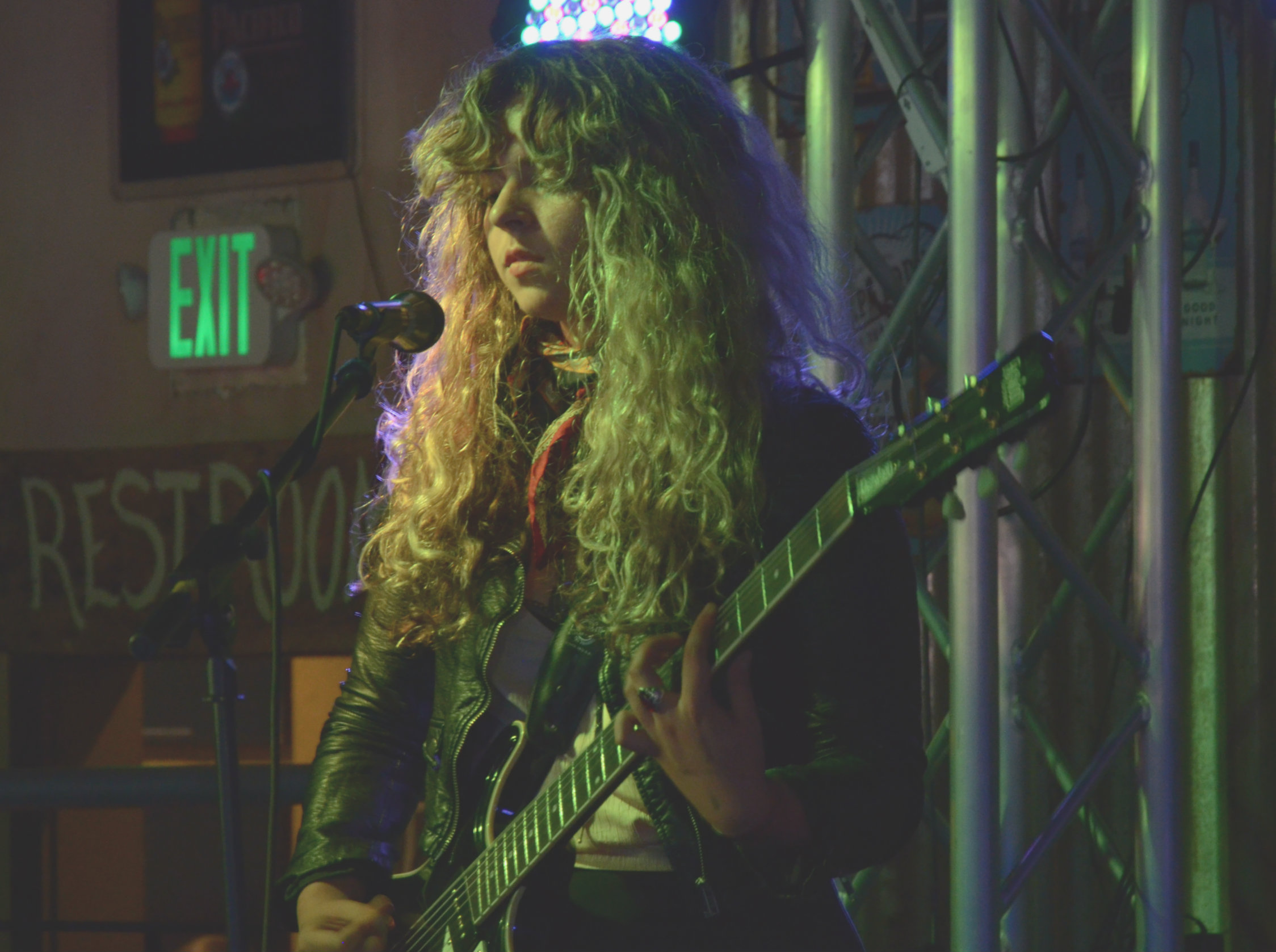 Photo: The Velveteers at Westword Music Showcase 2017