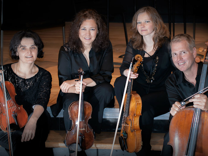 Photo: Veronika String Quartet