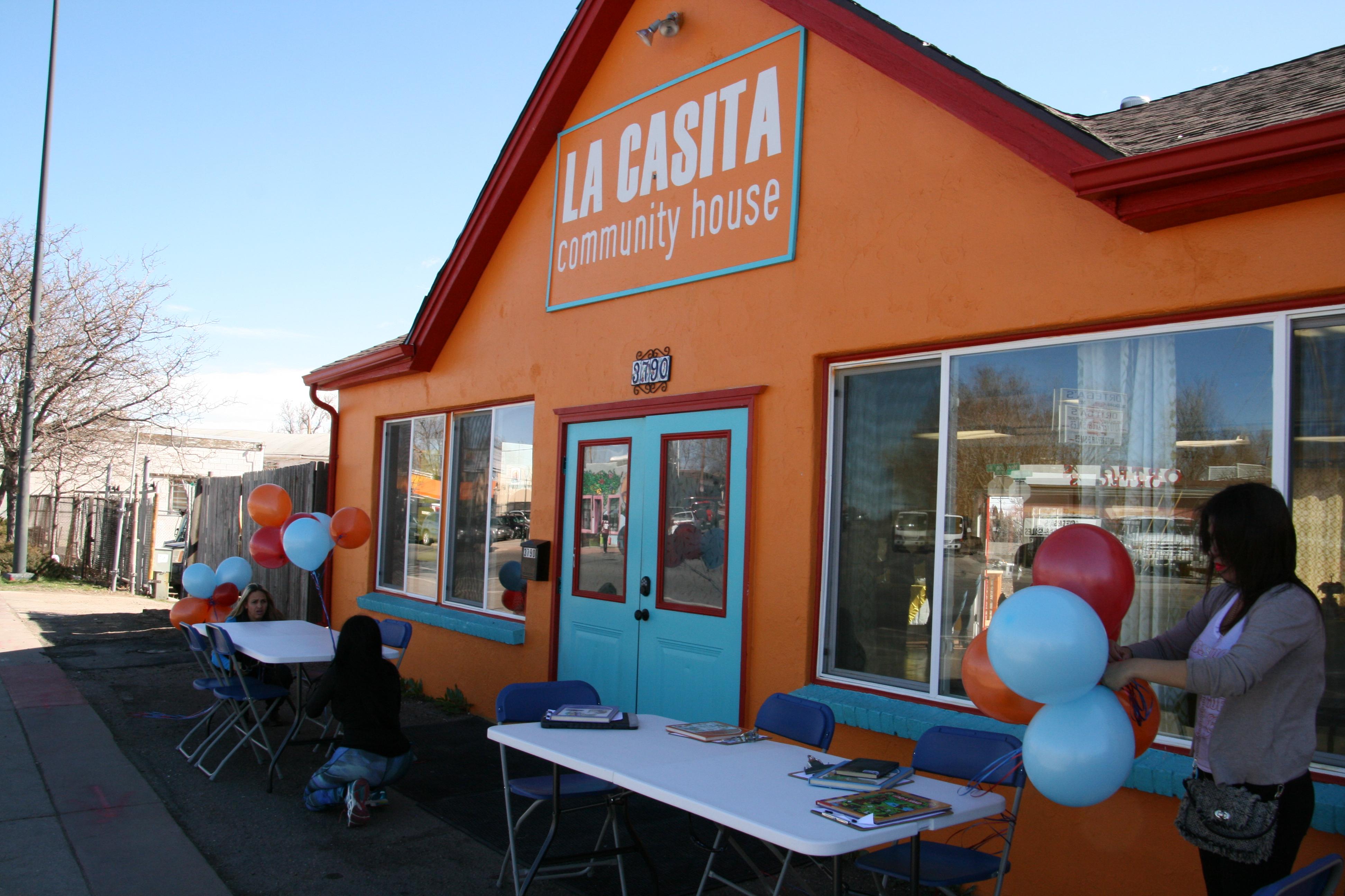 La Casita Community House