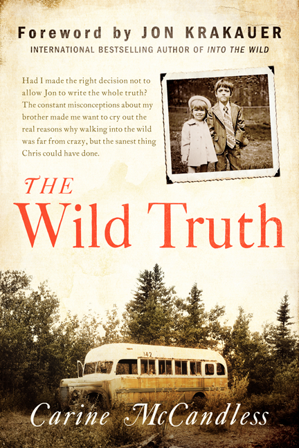 Photo: Wild Truth book cover