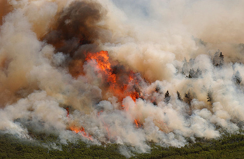 Are You Prepared for Wildfires?