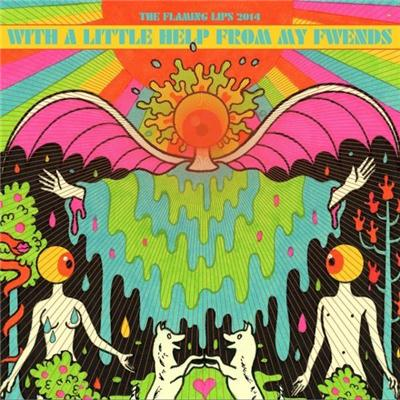 Photo: Flaming Lips 'Little Help from My Fwends' album cover