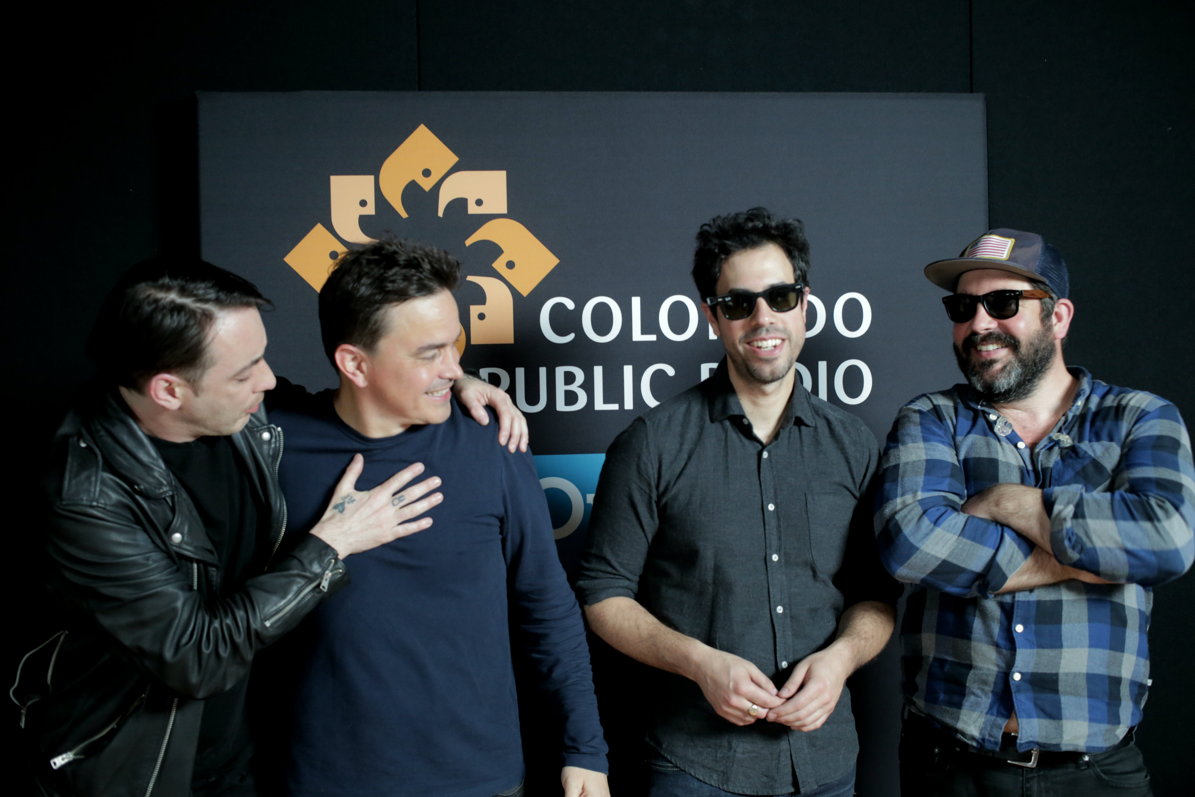 Photo: Wolf Parade at CPR's OpenAir